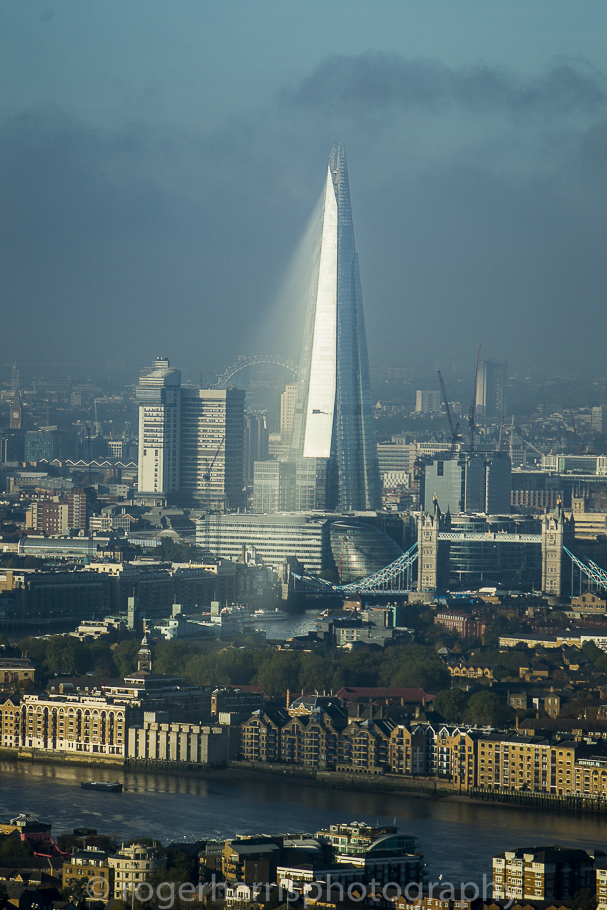 Illuminating Shard